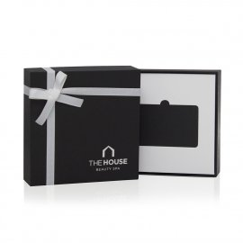 Ribbon Seal Gift Card Boxes