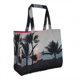 Printed Polyester Sublimation Bags